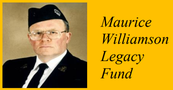 Maurice Williamson Legacy Fund