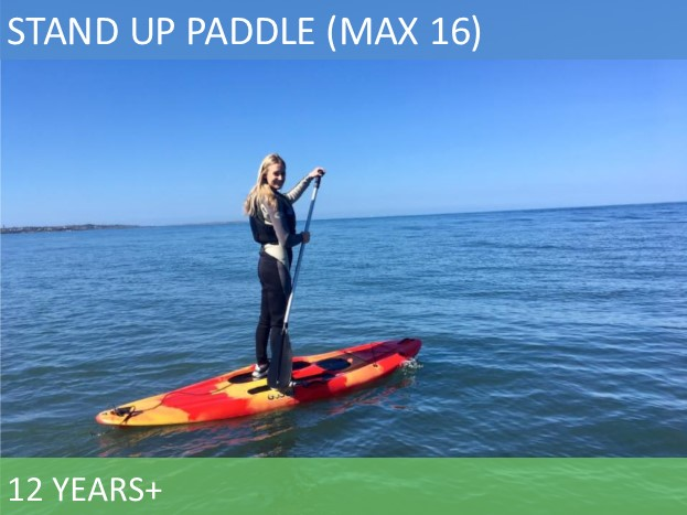 Stand Up Paddle Baording