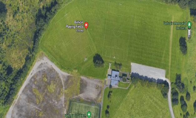 Belvoir Playing Pitches Condition of Use